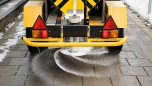 salt spreader services